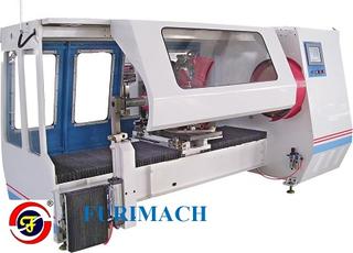 FR-1660 单轴全自动切卷机
